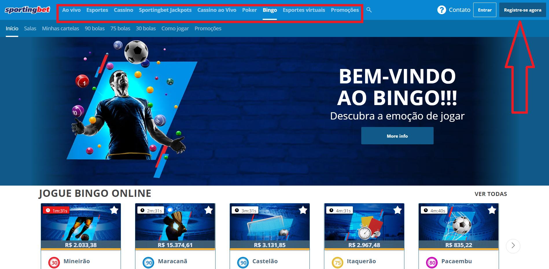 Como os codigo promocional Sportingbet me ajudam a fazer apostas?