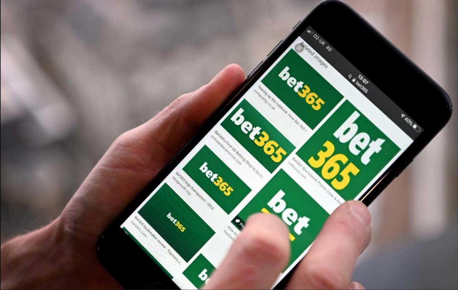 Como utilizar o Bet365 app