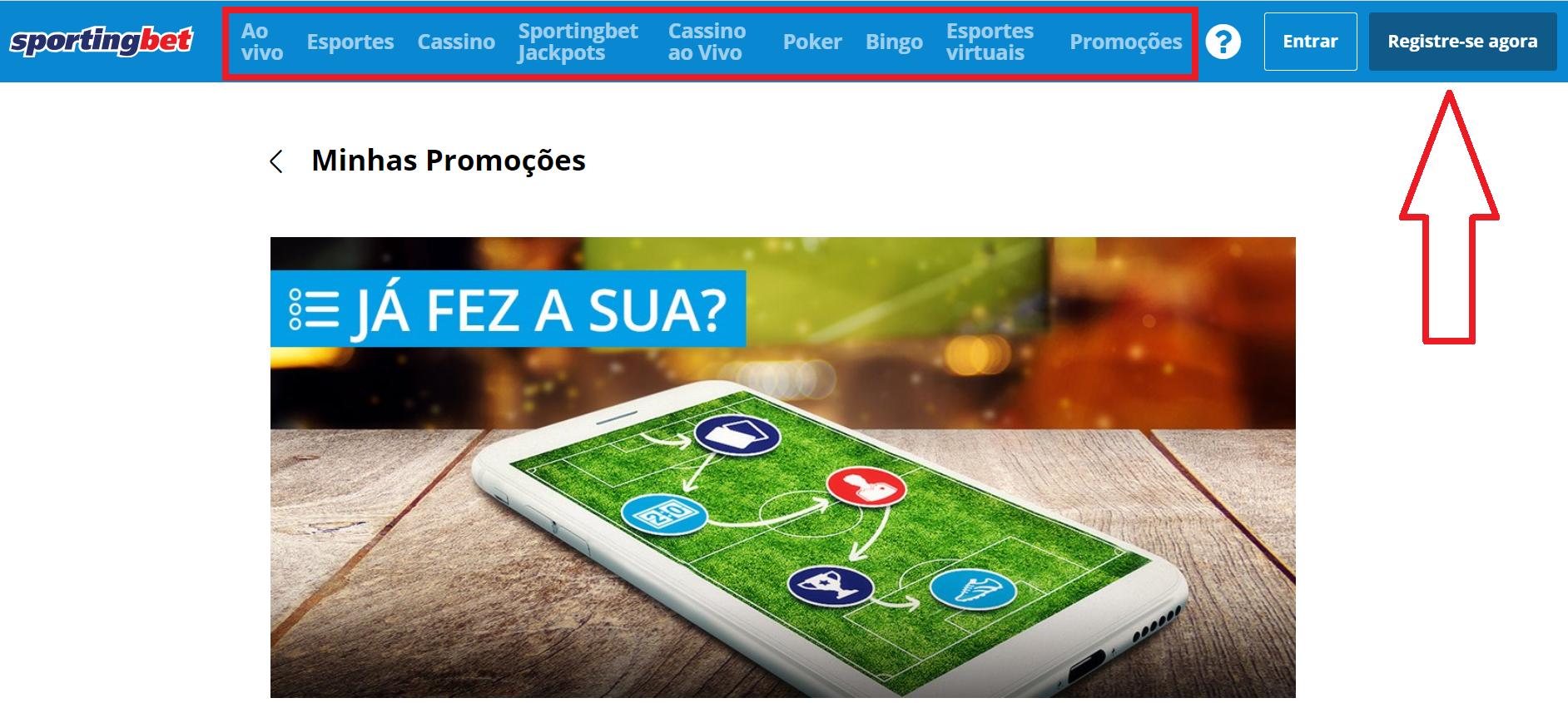 Vantagens da Sportingbet app e Sportingbet mobile